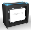 The Trade Group's New, Customizable Pennuto Counters Simplify Branding and Keep Attendees Charged Up at Trade Shows