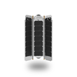 Overview 1 is the world's first virtual reality camera satellite. It consists of two 4k sensors, solar panels, attitude control system, reaction wheels, onboard processing, and magnetorquers.