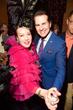 Sue Wong and actor Vincent De Paul - Photo courtesy of Sheri Determan