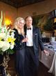 Philanthropist and socialite Jo Hilton with Dr. Mac Moretz - Photo courtesy of Sheri Determan