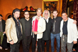 Musician Rob Math, producer Gregori J. Martin, actor-musician Ronn Moss, musician Jawn Starr, actor-producer Kristos Andrews and musician Jimmy Carnelli - Photo courtesy of Sheri Determan