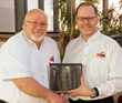 Mark Abshire Receives President's Award from Additive Manufacturing Users Group