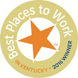 2016 Best Places to Work in Kentucky Winner