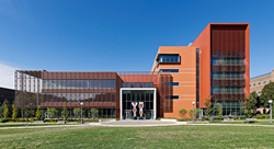 The New Electrical and Computer Engineering Building, University of Illinois at Urbana-Champaign