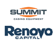 Summit Casing Equipment Announces Investment From Renovo Capital