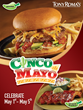 Grab Your Amigos and Celebrate Cinco de Mayo at Tony Roma's