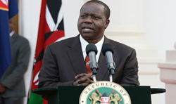 Cabinet Secretary Hon Fred Matiang'i