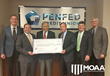 MOAA Receives $100K from PenFed Foundation for Financial Education Effort