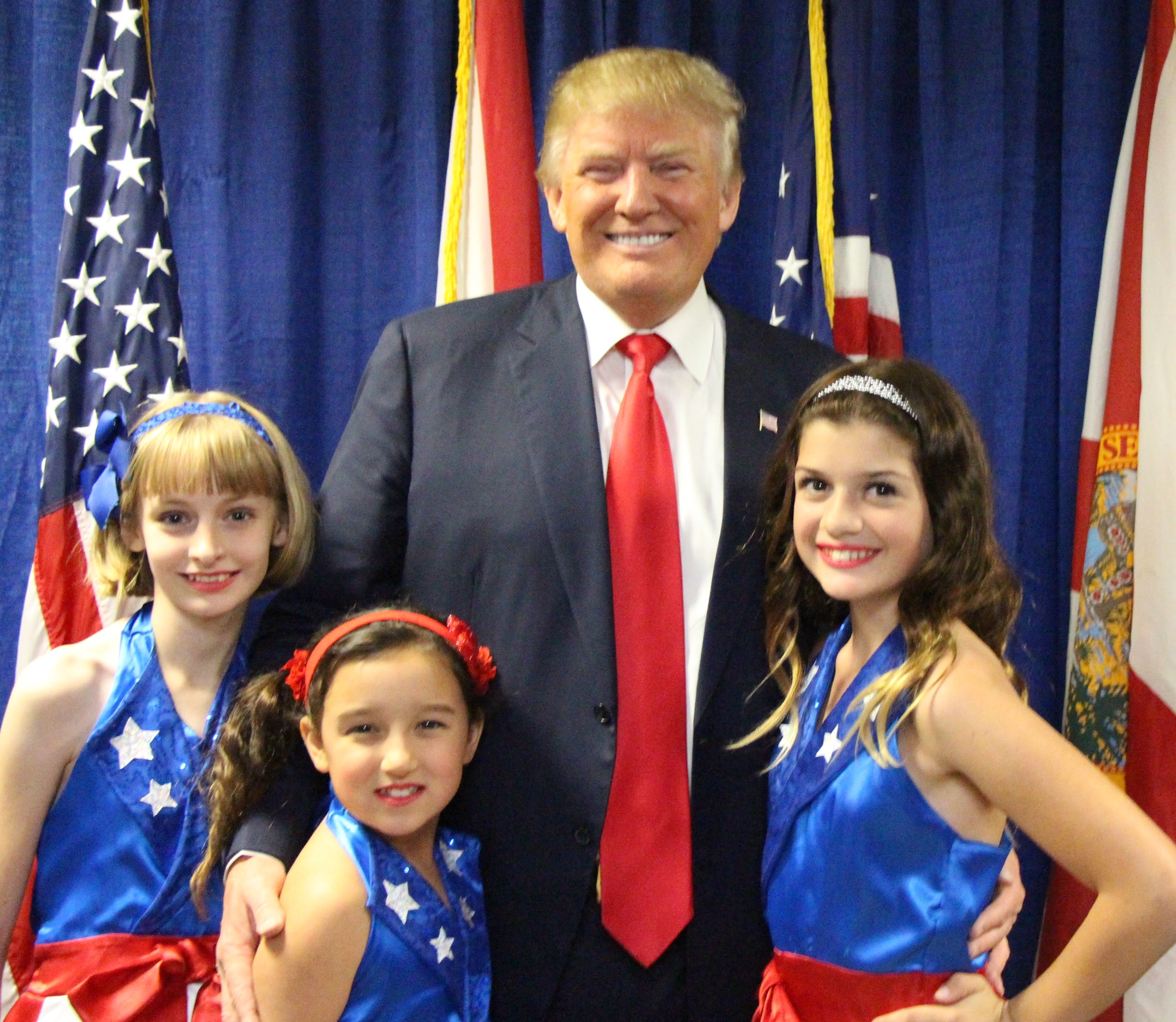 USA Freedom Kids Raising $1Million For Anti-Trump Celebrities