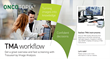 Worldwide collaboration for the Galileo Tissue Microarray - 100% traceable TMA workflow