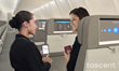 Biometrics will allow personalized, in-flight service