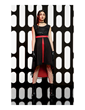 The new Her Universe Star Wars: The Force Awakens Collection, now available at Hot Topic, includes this stunning dark side Kylo Ren dress.