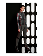 The new Her Universe Star Wars: The Force Awakens Collection, now available at Hot Topic, includes this fashionable Captain Phasma jacket and leggings.