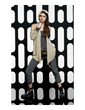 The new Her Universe Star Wars: The Force Awakens Collection, now available at Hot Topic, includes this stunning Rey Hooded Cardigan.