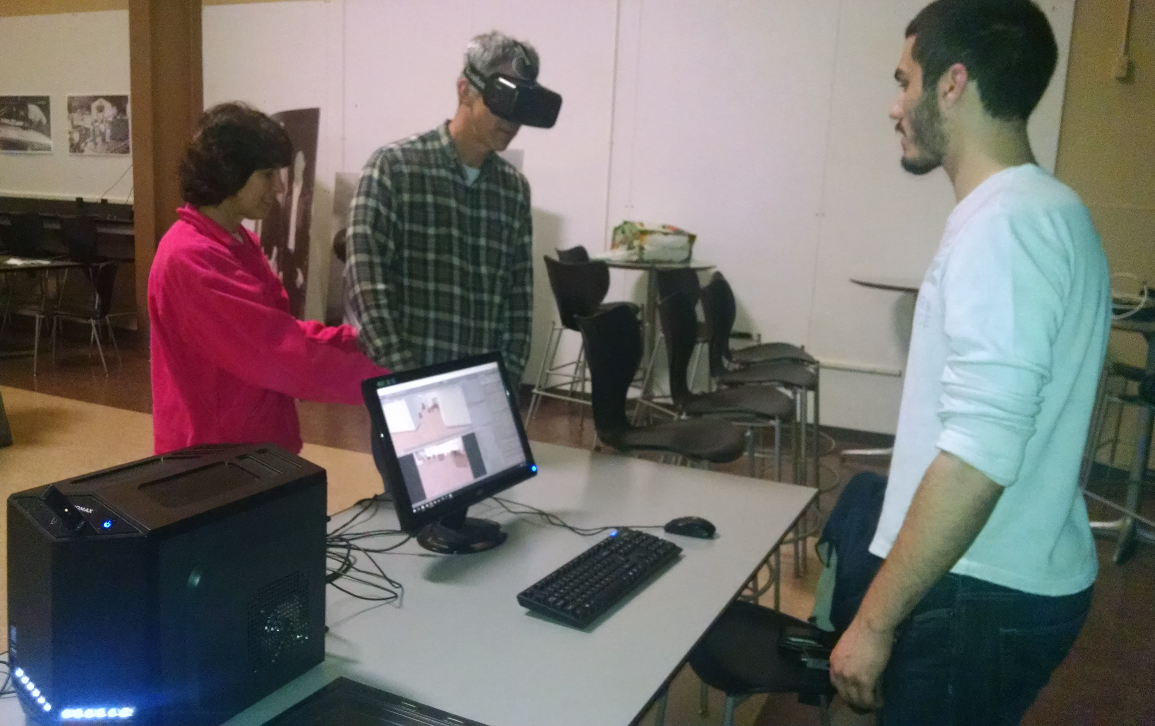 Sierra College Will Host A Sacramento Virtual Reality Meetup On May