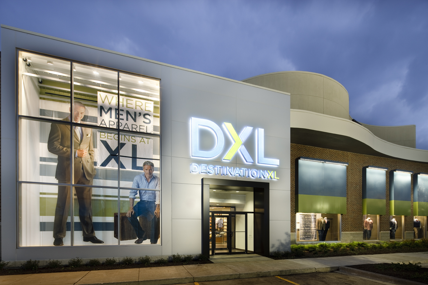 Spl Realty Partners Thinks Big Amp Tall Dxl