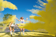 Color Me Rad Brightens Cities Worldwide