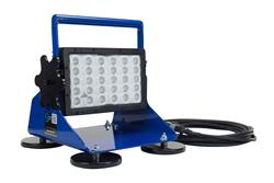 Magnetic Mount LED Work Light that produces 14,790 Lumens of Light