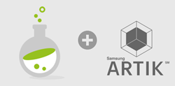 Netvibes and Samsung ARTIK