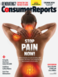 Consumer Reports Investigates What Causes Pain, What Treats It, What Doesn't—and How to Prevent It