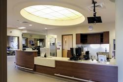 Veterans Affairs Medical Center ICU Overbuild