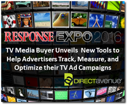 DirectAvenue Offers Free DRTV Analysis to 2016 Response Expo Attendees