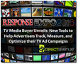 TV Media Buyer Offers No Cost DRTV Analysis to 2016 Response Expo Attendees