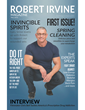 Chef Robert Irvine to Release First Issue of the Online Robert Irvine Magazine