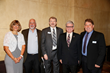 Barbara Lange, Jim DeFilippis, Bob Seidel, Pat Griffis, and Paul Chapman at SMPTE 2015
