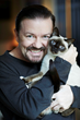 Ricky Gervais – Actor, Writer, Director – Lends Support to Veterinarian-Supported Declaw Ban in New York State