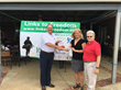 Links to Freedom Receives $3,000 from Belvoir Federal and AFFN