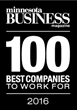 SelectAccount® Named One of the 100 Best Companies to Work for by Minnesota Business Magazine