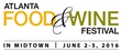 Life in the Epicurean Lane: Travel South for the 6th Annual Atlanta Food & Wine Festival