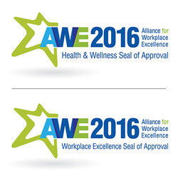 MorganFranklin Wins 2016 AWE Workplace Excellence and Health & Wellness Seals of Approval