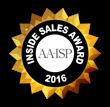 AA-ISP Recognizes 2016 Inside Sales Award Winners