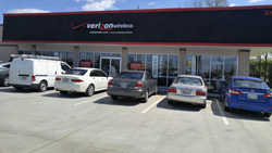 Cellular Sales store