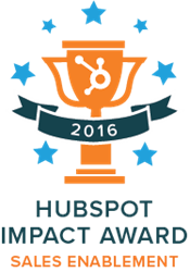 Imagine-Business-Development-HubSpot-Impact-Award