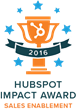 Imagine Business Development Receives HubSpot Impact Award for Sales Enablement