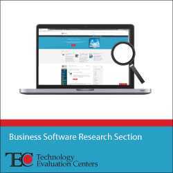 TEC's online enterprise software research center hosts hundreds of analyst reports to help users make better software decisions.