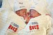 Bucs Babies Twins! Asher & Levi