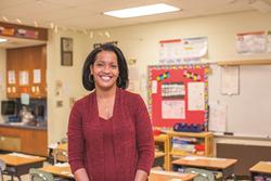 NEA member Jahana Hayes named 2016 National Teacher of the Year