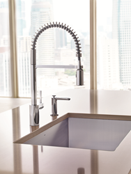 Moen Introduces a Power Boost for the Kitchen Sink