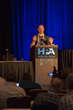 Richard Welsh at the 2016 HPA Tech Retreat in Palm Springs, CA