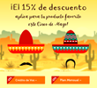 HablaMexico.com Offers 15% Discount for Cinco de Mayo and $10 as Mother's Day Contest Prize