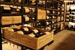 NCV Custom Wine Rooms Brings a Modular Elegant Metal Wine Rack System to Texas