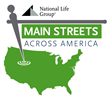 National Life Group Recognizes 2016 'Main Streets Across America'