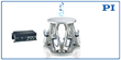 Fast, High-Load Hexapod for Motion Simulation, Stabilization, and Cancellation