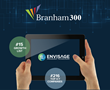 Envisage Engagement Technologies Makes Branham300 Fastest Growing, Top 250 and Movers & Shakers Lists