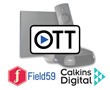 Field59 Partners with Calkins Digital to Provide Video for OTT apps