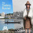 The Tireless Runner quest is ready to take you on this Kwantlen First Nation historical walk. Get started by downloading the free app, 'QuestUpon', on iPhone or Android.